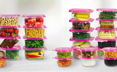 JCPenney : 100-Piece Food Storage Set Just $7.99 (Reg : $50)