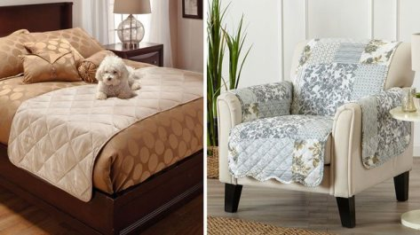 Up to 70% off Pet Furniture Covers at Zulily (Starting at ONLY $10.99!)