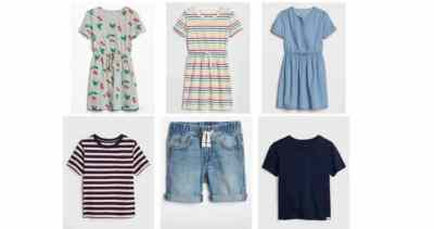 Gap Factory Code : Extra 40% Off Clearance