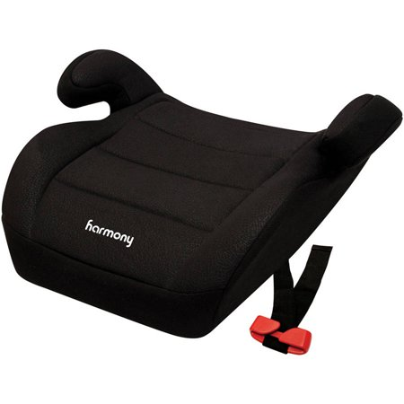Walmart: Harmony Juvenile Youth Backless Booster Car Seat, Granite