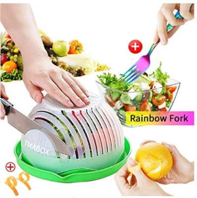 Salad Cutter Bowl for $5.99 Shipped! (Reg. Price $11.99)