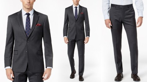 Tommy Hilfiger Men's Suit Jackets and Pants Up to 92% Off – Starting at ONLY $28!