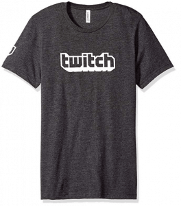 Amazon Prime: FREE Twitch T-Shirt