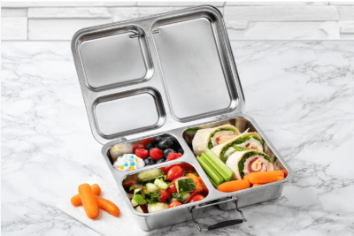 The Home Depot : Stainless Steel Large Lunch Container Just $29.99 (Reg : $39.99)