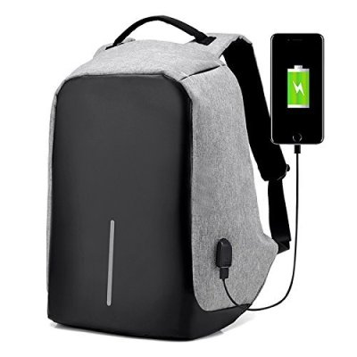 Amazon : Anti-Theft Travel Laptop Backpack Just $17.50 W/Code (Reg : $69.99) (As of 9/06/2019 5.56 AM CDT)