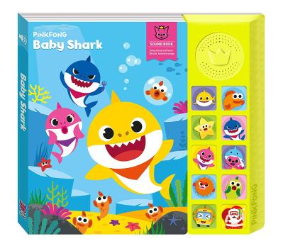 Amazon : Baby Shark Official Sound Book Just $16.99 W/15% Off Coupon (Reg : $24.99) (As of 9/16/2019 8.05 PM CDT)