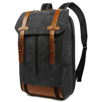 Amazon : Canvas Backpack Just $19.79 W/Code + 5% Off Coupon (Reg : $32.99) (As of 9/03/2019 2.30 PM CDT)