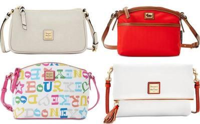 Macy's : Dooney & Bourke Handbags Up to 60% Off – Starting at Just $57.96 (Reg : $138)