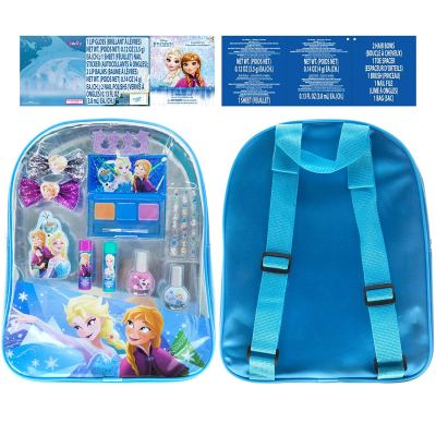 Amazon : Frozen Cosmetics in PVC Backpack Just $6.99 (Reg : $14.99) (As of 9/08/2019 4.22 PM CDT)