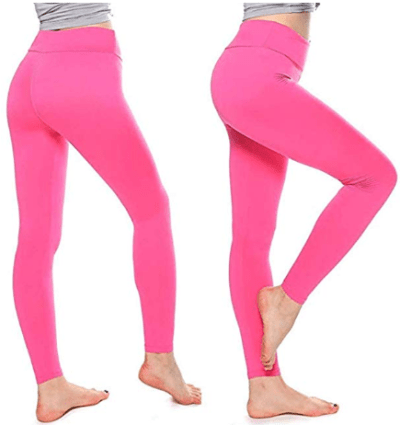 Amazon : High Waist Leggings with Inner Pocket Just $9.79 W/Code (Reg : $13.99) (As of 9/18/2019 8.59 PM CDT)