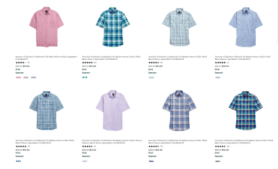 JoS. A. Bank Shirts for just $10 (reg: $89.50)