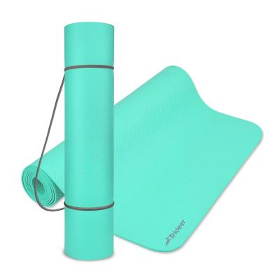 Amazon : Portable Exercise Mat (4mm) Just $11.499 W/Code (Reg : $22.99) (As of 9/21/2019 8.58 PM CDT)