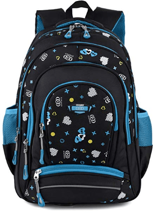 Amazon : School Backpack Just $11.99 W/Code (Reg : $29.99) (As of 9/09/2019 4.25 PM CDT)