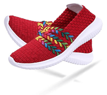 Amazon : Slip On Walking Shoes for Women's Just $9.99-14.99 W/Code (Reg : $19.99-29.99) (As of 9/16/2019 10.37 AM CDT)