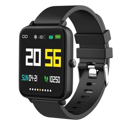 Amazon : Smart Watch for Android/Samsung/iPhone Just $12.49 W/Code (Reg : $49.99) (As of 9/16/2019 8.56 PM CDT)