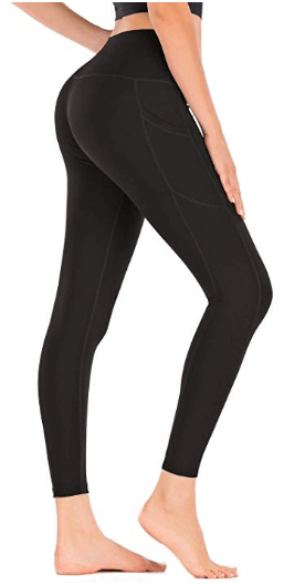 Amazon : Soft High Waisted Yoga Pants Just $6.62 W/Code (Reg : $16.99) (As of 9/16/2019 9.28 PM CDT)