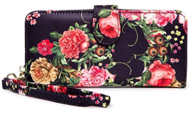 Amazon : Women Bohemian Style Double Zipper Clutch Just $2.99 - $11.99 W/Code + 5% Off Coupon (Reg : $21.99) (As of 9/21/2019 10.14 AM CDT)