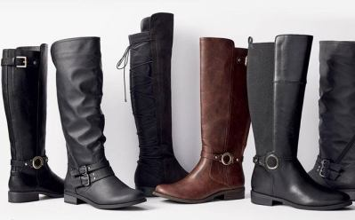 Burlington : Up to 80% Off Women's Boots – Starting at Just $10.99!