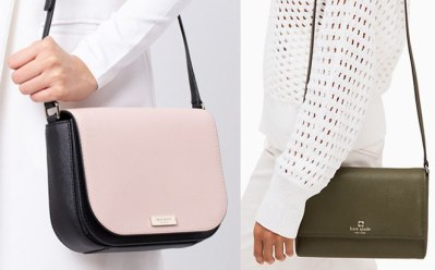 (Today Only) Kate Spade Laurel Way Large Carsen (Various Colors)