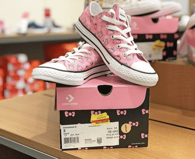 Kohl's Clearance Finds: Kids Converse Shoes Starting From JUST $20 (Regularly $40)
