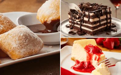 FREE Birthday Dessert at Olive Garden!