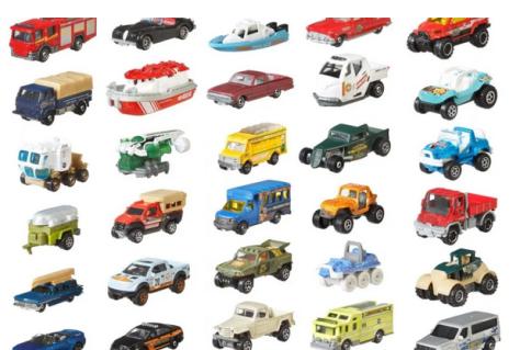 Matchbox Classic 50-Pack Realistic Vehicles Set for $29.99 (Reg $49.97)