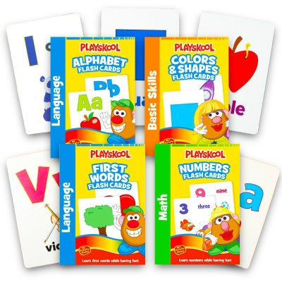Amazon : 4 Sets of Flash Cards Just $9.98 (Reg : $24.99) (As of 10/20/2019 8.11 PM CDT)