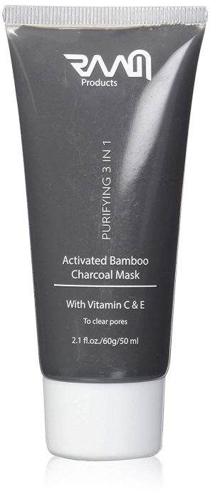 Amazon : Activated Bamboo Charcoal Mask - Vitamin C & E | Pimples & Blackhead Remover Just AS LOW AS $1.05 W/Code (Reg : $19.99) (As of 10/20/2019 9.42 PM CDT)
