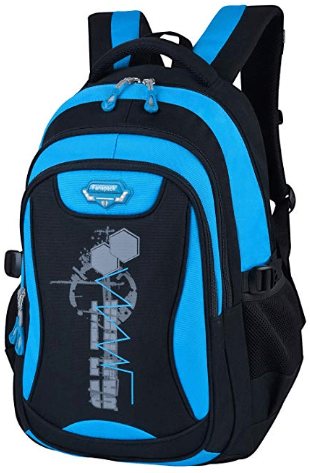 Amazon : Boys Backpack Just $9.99 W/Code (Reg : $30.99) (As of 10/31/2019 9.14 PM CDT)