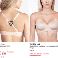 Macy's : Sale On Bra W/Code!
