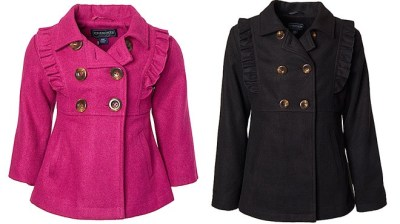 Zulily : Peacoats From Cherokee over 75% off!!