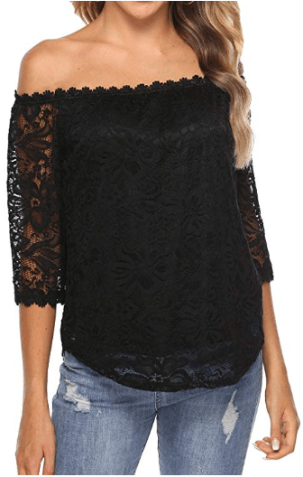 Amazon : Cold Shoulder Tops Just $7.99 W/Code (Reg : $19.99) (As of 10/23/2019 9.35 AM CDT)
