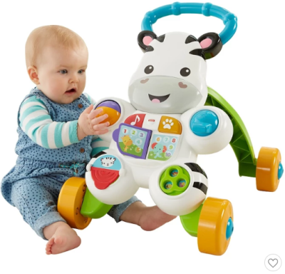 Target : Fisher-Price Learn with Me Zebra Walker Just $10.39 (Reg : $24.99)