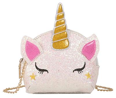 Sparkle Purse Teen Gift Glitter Crossbody Girls Purse Unicorn Rosie Crossbody Unicorn Purse Mythical Creature Bag Travel Bag