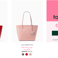 Kate Spade Fall Flash Sale : up to 75% Off Bags From $69!