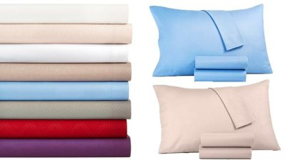Microfiber Twin Sheet Sets JUST $6.99 at Macy's (Regularly $35) – Seven Colors!