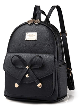 Amazon : Leather Mini Backpack Just $9.99 W/Code (Reg : $19.99) (As of 10/17/2019 7.30 AM CDT)