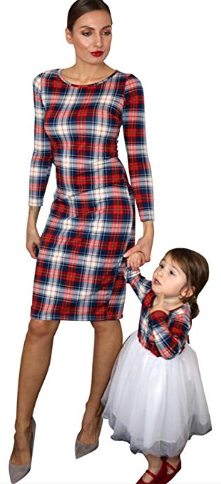Amazon : Mommy and Me Outfits Just $13.59 -Kid Mom - $18.69 W/Lightening Deal (Reg : $21.99) (As of 10/23/2019 11.16 AM CDT)
