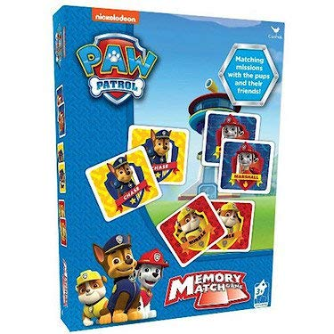 Amazon : Paw Patrol Memory Match Game Just $14 (Reg : $34.99) (As of 10/20/2019 8.25 PM CDT)