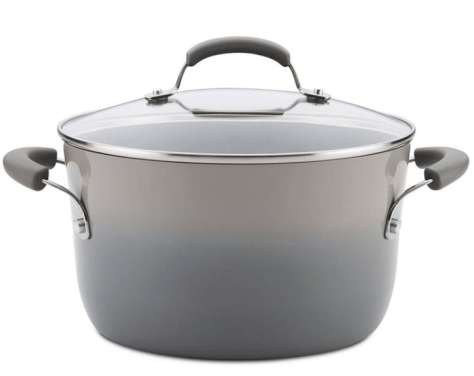 Rachael Ray 6-Qt. Stockpot & Lid for $16.79 (Reg $60.00) w/code
