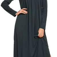 Amazon : Sleepwear Womens Full Length Just $6.60 W/Code (Reg : $21.99) (As of 10/12/2019 2.46 PM CDT)