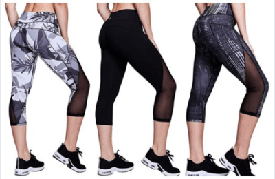 Amazon : Women Tummy Control Mesh Yoga Pants Just $11.20 W/Code (Reg : $27.99) (As of 10/17/2019 3.28 PM CDT)