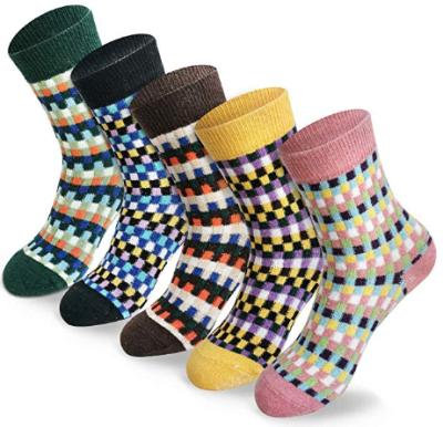 Amazon : Women Winter Socks Just $5.71 W/Code + 6% Off Coupon (Reg : $19.99) (As of 10/23/2019 10.25 AM CDT)