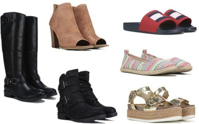 Women's Shoes Starting at Just $14.98 + FREE Shipping (Reg : $70)
