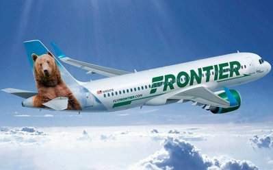Frontier Airlines One-Way Flights ONLY $20!