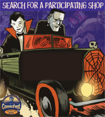 FREE Comic Book for Halloween ComicFest