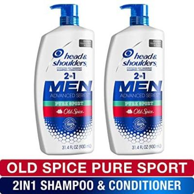 Head and Shoulders Shampoo and Conditioner 2 in 1, Anti Dandruff Treatment and Scalp Care for $13.92 w/✂️30% OFF COUPON