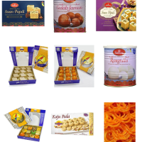 Indian Sweets at Amazon with Free Shipping