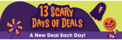 Kroger: 50% Off Halloween Candy (Starts October 18th)