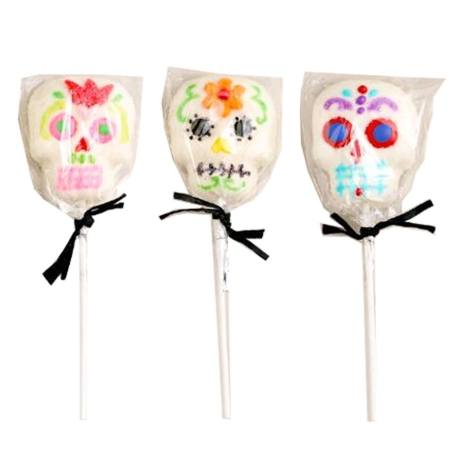 Dead Marshmallow Lollipops for $1.48 for 12 Pack (Available for some states)